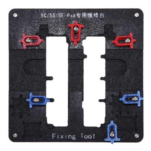 Anti-static High Precision High-temperature Resistant Motherboard Repairing Fixing Holder for iPhone 5c & 5s & SE