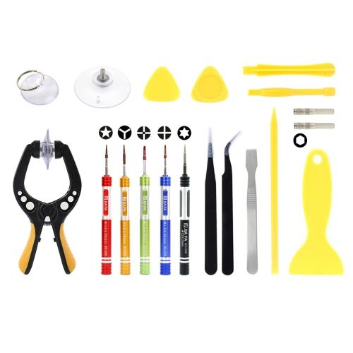 Buy JIAFA JF-8148 19 in 1 Phone Repair Tool Set with Bag for $7.82 in SUNSKY store