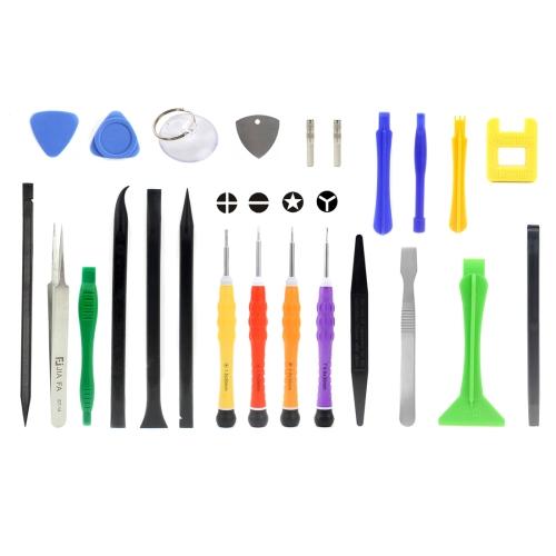 Buy JIAFA JF-8152 25 in 1 Repair Tool Set with Bag for $6.37 in SUNSKY store