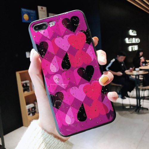 Glass Protective Case For iPhone X & XS(Style 2)