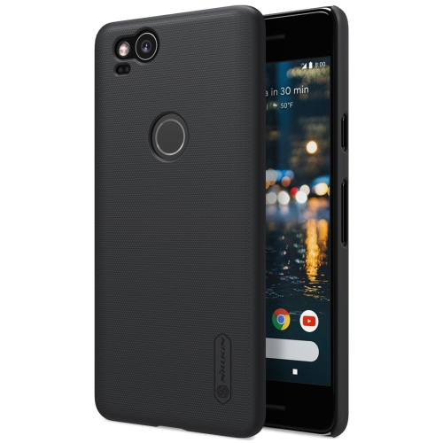 Buy NILLKIN for Google Pixel 2 Concave-convex Texture PC Protective Back Case, Black for $3.86 in SUNSKY store