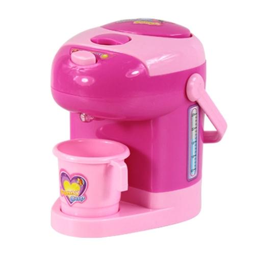 Mini Water Dispenser Pretend Play Children Simulation Appliances Toys
