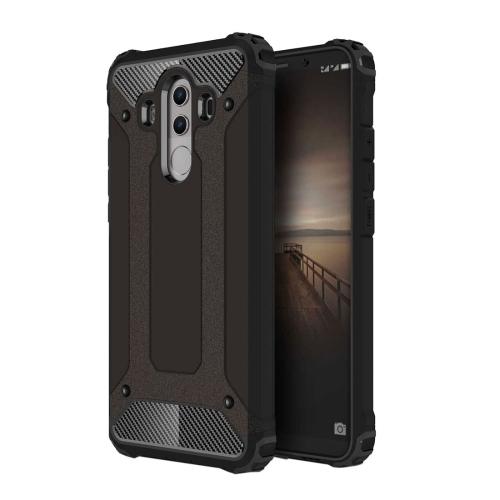 For Huawei Mate 10 Pro Magic Armor TPU + PC Combination Case(Black)