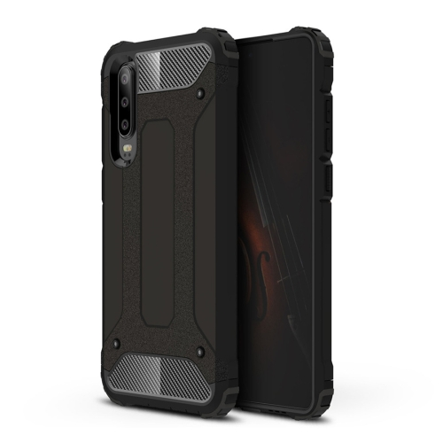 Magic Armor TPU + PC Combination Case for Huawei P30 (Black)