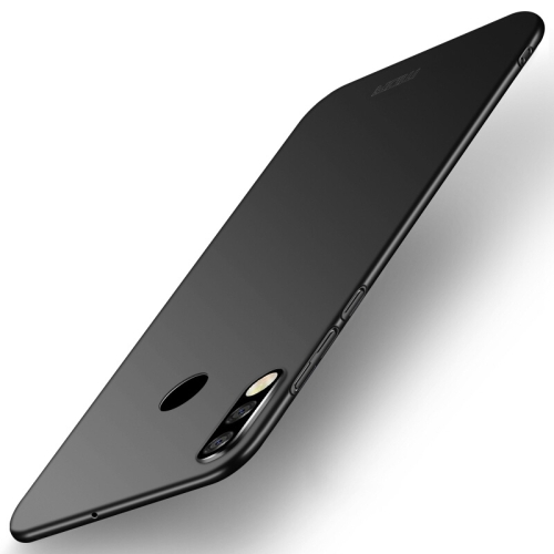 MOFI Frosted PC Ultra-thin Full Coverage Case for Huawei P30 Lite (Black)