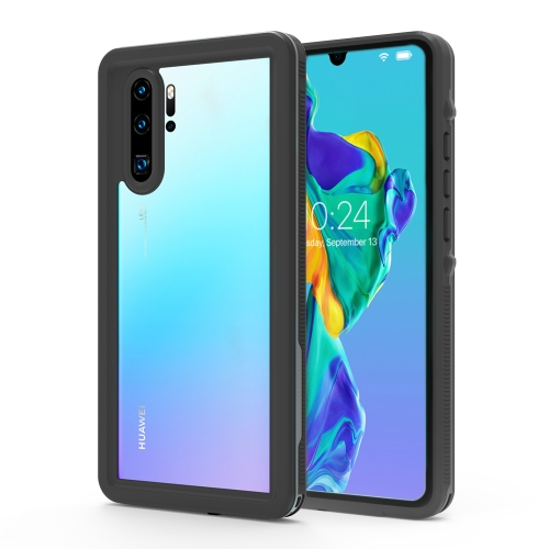 Shockproof Waterproof PC+TPU Protective Case for Huawei P30 Pro (Black)