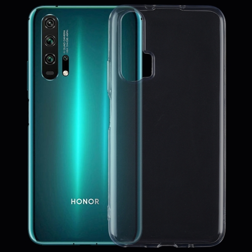 0.75mm Ultrathin Transparent TPU Soft Protective Case for Huawei Honor 20 Pro
