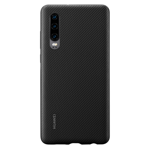 Original Huawei Shockproof PU Protective Case for Huawei P30 (Black)