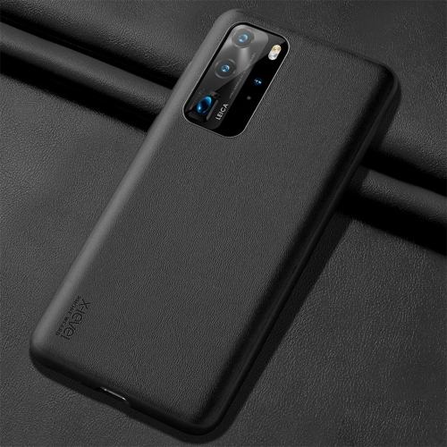 X-level For Huawei P40 Pro Plain Series Shockproof Protective Case (Black) фото