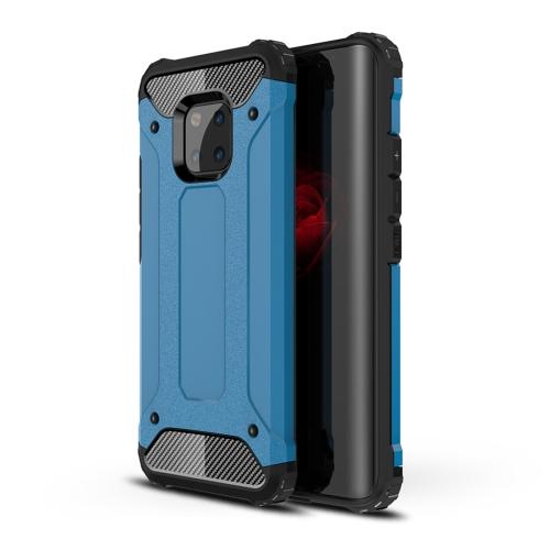 Magic Armor TPU + PC Combination Case for Huawei Mate 20 Pro (Blue)