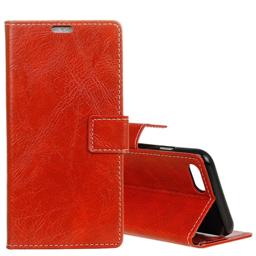 Buy Huawei nova 2s Retro Crazy Horse Texture Horizontal Flip Leather Case with Holder & Card Slots & Wallet & Photo Frame, Red for $3.21 in SUNSKY store