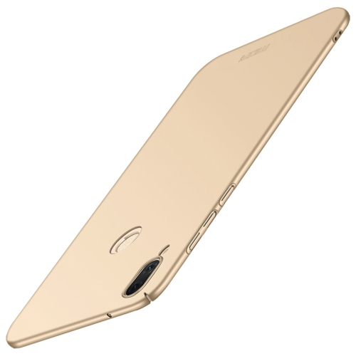 MOFI Frosted PC Ultra-thin Full Coverage Case for Huawei Honor 8X Max (Gold)