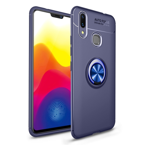lenuo Shockproof TPU Case for Huawei nova 3, with Invisible Holder