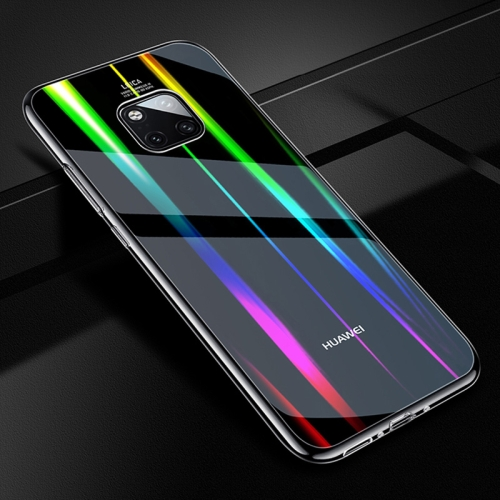 Twilight Transparent Glass Case for Huawei Mate 20 Pro