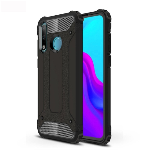 Magic Armor TPU + PC Combination Case for Huawei P30 Lite (Black)