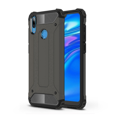 Magic Armor TPU + PC Combination Case for Huawei Y7 (2019) (Bronze)