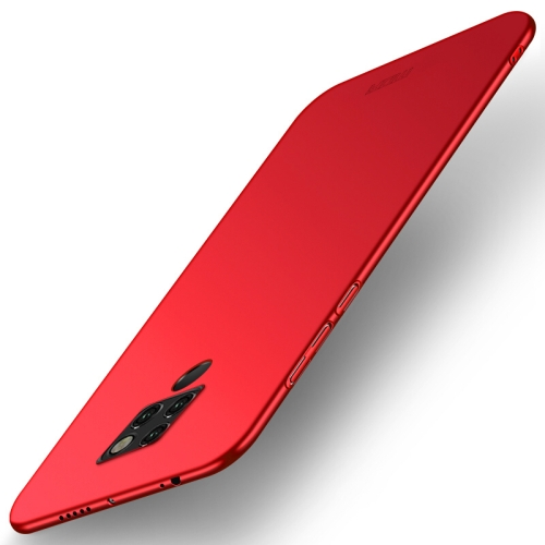 MOFI Frosted PC Ultra-thin Full Coverage Case for Huawei Mate 20 X (Red)