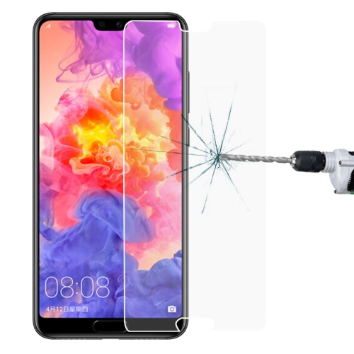 For Huawei P20 Pro 0.26mm 9H Surface Hardness 2.5D Explosion-proof Tempered Glass Screen Film