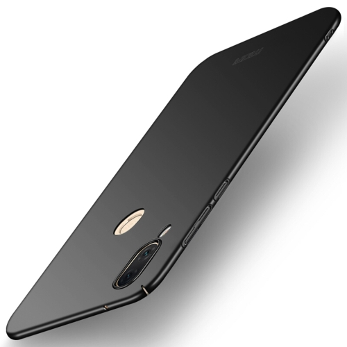 MOFI for Huawei P20 Lite Frosted PC Ultra-thin Edge Fully Wrapped Protective Back Cover Case (Black) стоимость