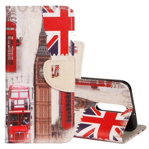 Buy Huawei Mate 10 Lite Big Ben Pattern Horizontal Flip Leather Case with Holder & Card Slots & Wallet for $2.43 in SUNSKY store