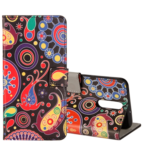 Buy Huawei Mate 10 Lite Acaleph Pattern Horizontal Flip Leather Case with Holder & Card Slots & Wallet for $2.43 in SUNSKY store
