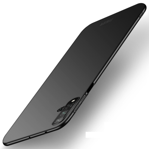MOFI Frosted PC Ultra-thin Hard Case for Huawei Honor 20 (Black)