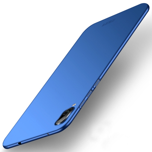MOFI Frosted PC Ultra-thin Full Coverage Case for Huawei Enjoy 9(Blue)