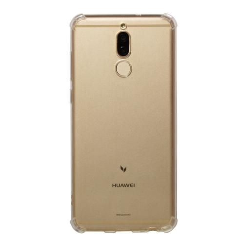 Shockproof TPU Protective Case for Huawei Mate 10 Lite / Maimang 6 / Nova 2i (Transparent)