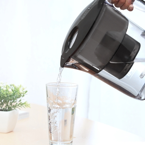 Buy Original Xiaomi Viomi UV Disinfection 7 Layers Multi-purpose 3.5L Water Filter Dispenser Kettle for $42.85 in SUNSKY store