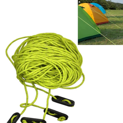 Outdoor Camping Colorful Tent Hang Tent Rope Cord Garden Lanyard C