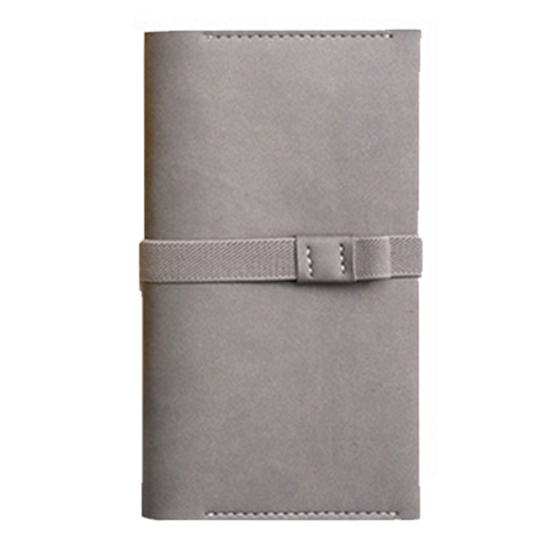 Buy Original Carry on Notebook SIM Portable Traveler Notebook School Office Supplies Portable Style, Size:17.8*10cm, Grey for $5.15 in SUNSKY store