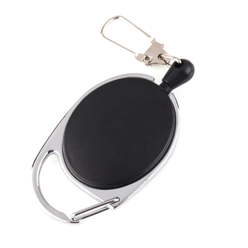 Multi-function Creative Retractable Key Buckle Anti-lost Wire Rope Buckle, Outdoor Camping Hang Buckle Carabiner Key Ring
