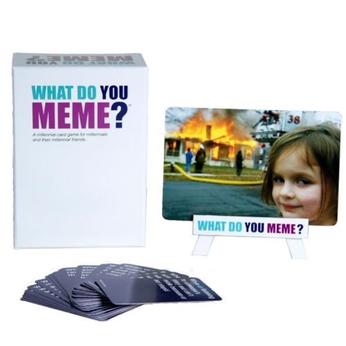 What Do You Meme Board Game Chess Card Poker Game Toy Card фото