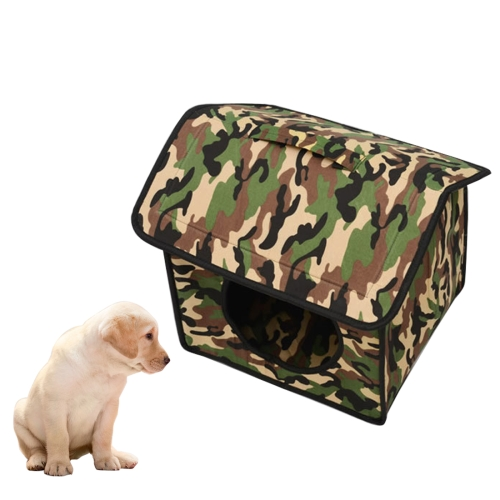 Buy EVA Material Folding Removable Pet House Nest, L, Size: 45.0x35.0x40.0cm for $9.01 in SUNSKY store