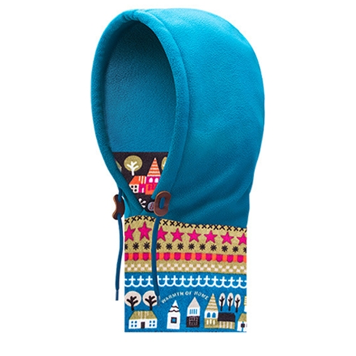 AONIJIE Mountain Patrol Style Unisex Windproof Anti-cold Hood Neck Scarf Winter Warmer Full Face Mask Thick Fleece Bomber Hat