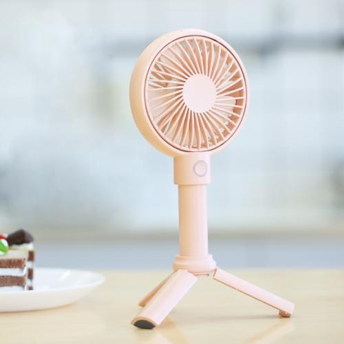 BENKS Portable Mini Handheld Fan USB Rechargeable Summer Cooling Desktop Fan with LG 3350mAh Battery Green