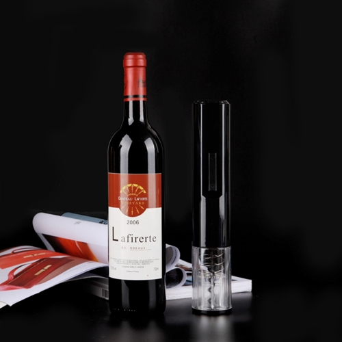 Buy K1 Kitchen Tool Electric Automatic Wine Bottle Corkscrew Opener, CE / ROHS certified, Black for $8.51 in SUNSKY store