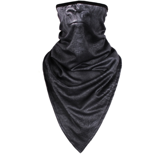 Buy Multifunction Outdoor Windproof Triangle Towel Animal Mask Hood for $3.69 in SUNSKY store