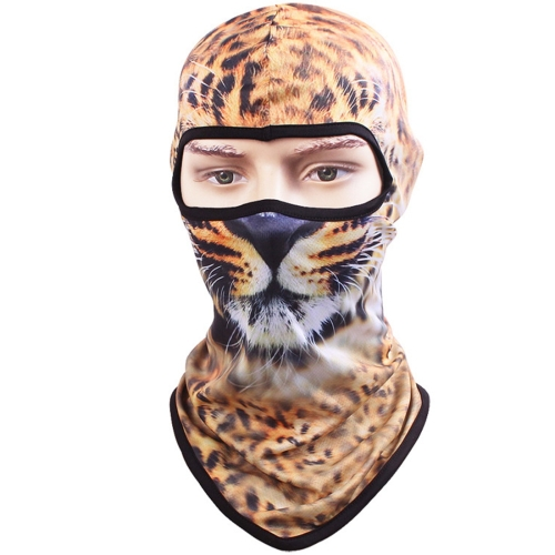 Buy Multifunction Outdoor Windproof Animal Pattern Breathable Quick-drying Mask Hood for $4.20 in SUNSKY store