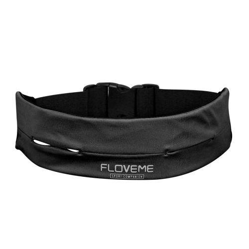 Buy FLOVEME Outdoor Sports Running GYM Stretch Case Phone Waist Bag Size L 75-85cm, Black for $4.67 in SUNSKY store