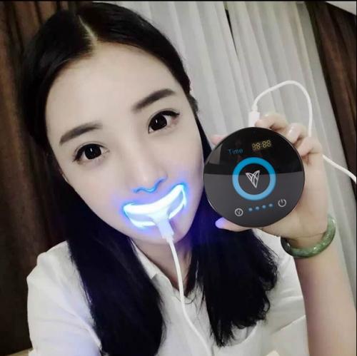 Sunsky Viaila Cool Light Teeth Whitening Whitener Kit Oral Care
