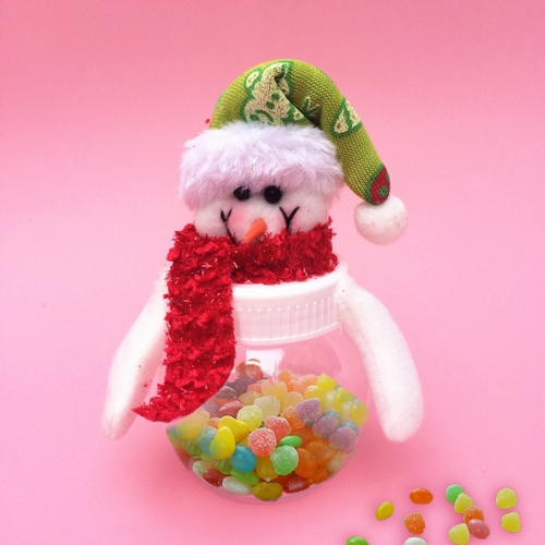 Buy Christmas Decoration Snowman Candy Jar for $1.43 in SUNSKY store