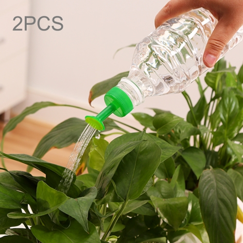 Buy 2 PCS Portable Small Plastic Watering Sprinkler Kettle Mouth Bottle Cap Plant Watering Sprinkler Portable Household Potted Plant Waterer Gardening Tools Watering Sprinkler Mouth, Random Color Delivery for $1.24 in SUNSKY store