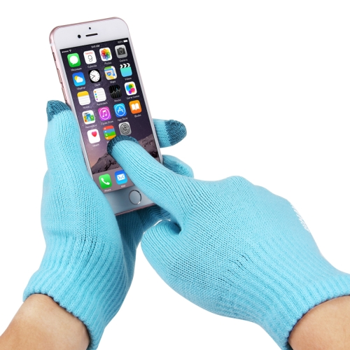 Buy HAWEEL Three Fingers Touch Screen Gloves for Men for $1.22 in SUNSKY store