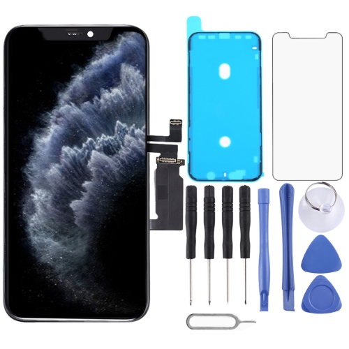 Professional Cell Phone Accessory Kits 5 PCS Professional Plastic Thin Slice Disassemble Card LCD Panel Touch Screen Assembly Tools for Mobile Phone