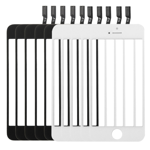 5 PCS Black + 5 PCS White for iPhone 5C & 5S Touch Panel Flex Cable
