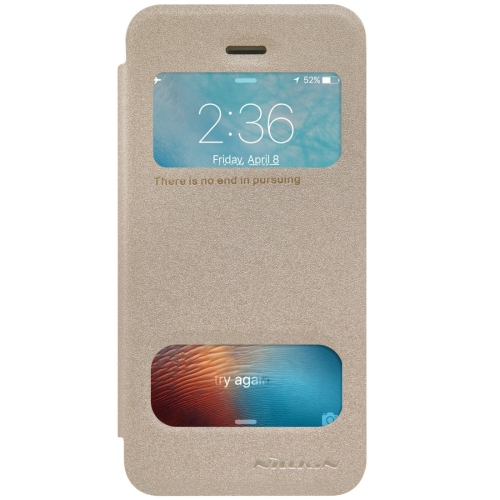 158a5bc686f SUNSKY - Serie NILLKIN SPARKLE para iPhone 5 y 5 s y SE Funda de ...