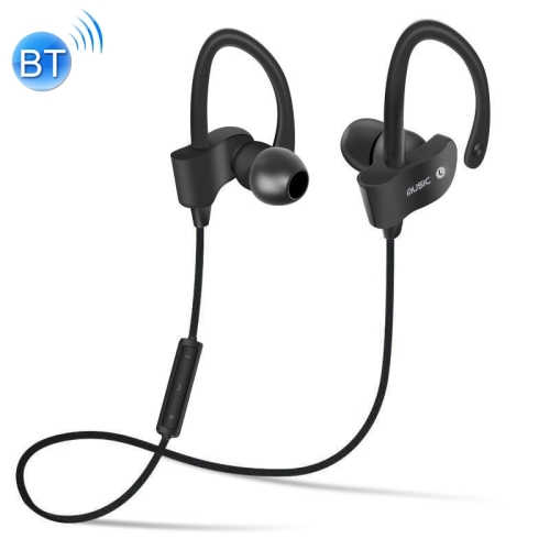 BTH-H5 Stereo Sound Quality V4.1 + EDR Bluetooth Headphone, Bluetooth Distance: 8-15m, For iPad, iPhone, Galaxy, Huawei, Xiaomi, LG, HTC and Other Smart Phones(Black)