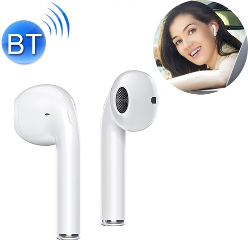 TOTUDESIGN In-Ear Wireless Bluetooth Earphones with Mic, For iPad, iPhone, Galaxy, Huawei, Xiaomi, LG, HTC and Other Smart Phones awei stylish in ear earphone with microphone for iphone ipad more black 3 5mm plug