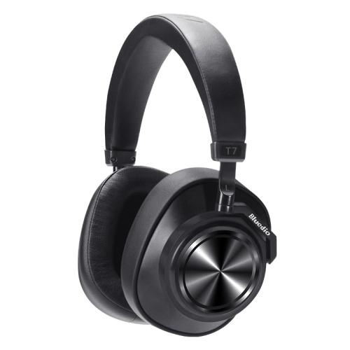 Bluedio T7 Bluetooth Version 5.0 Headset Bluetooth Headset(Black)